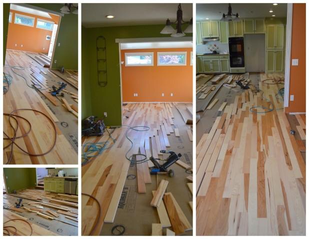 2013-07-17 Floor install