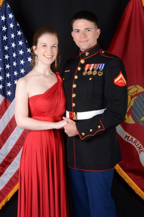 Marine Birthday Ball