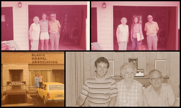 Road Trip 19762