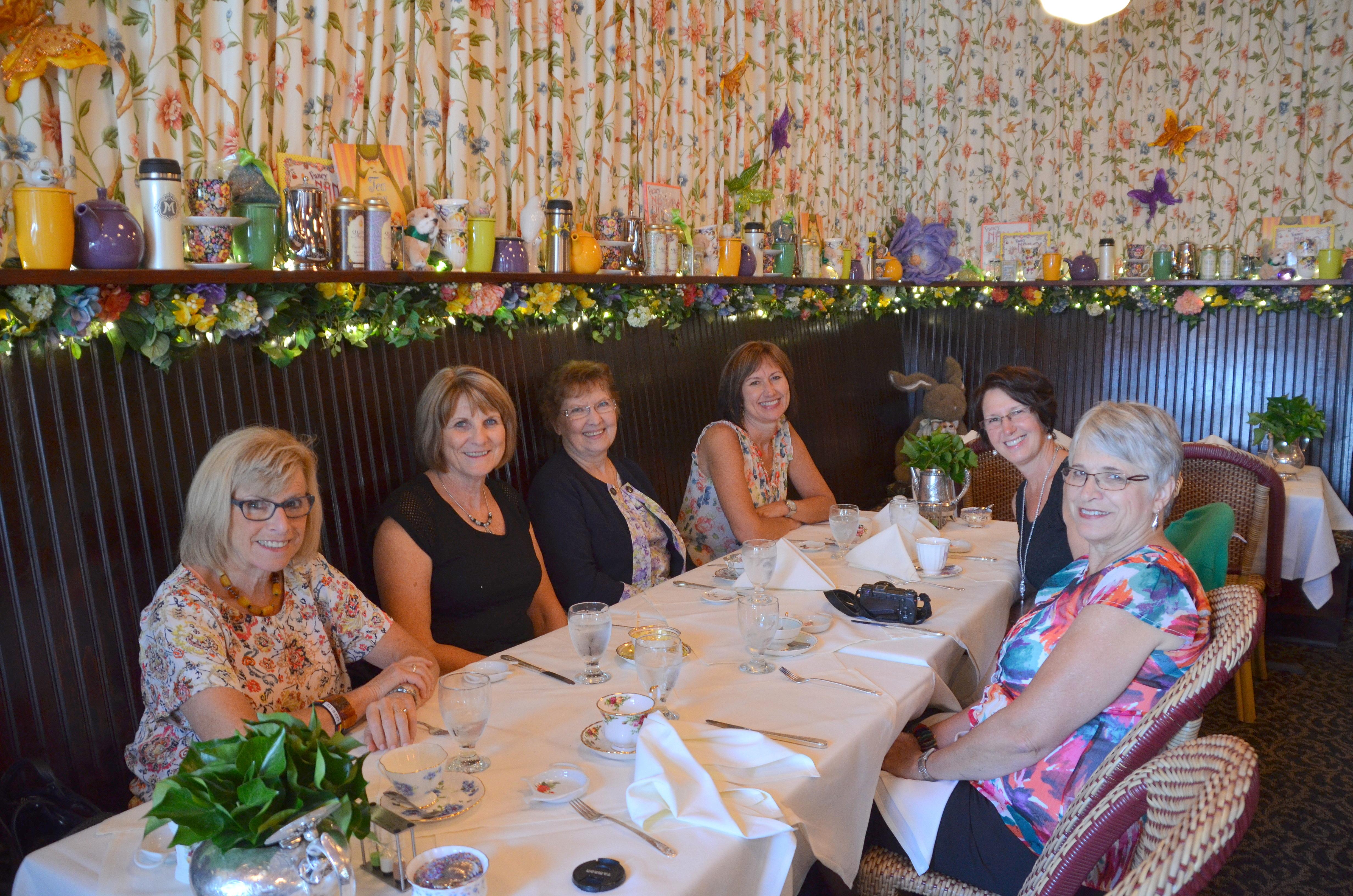 Queen Mary Tea Room – The Happy Wonderer ~ ellen b.