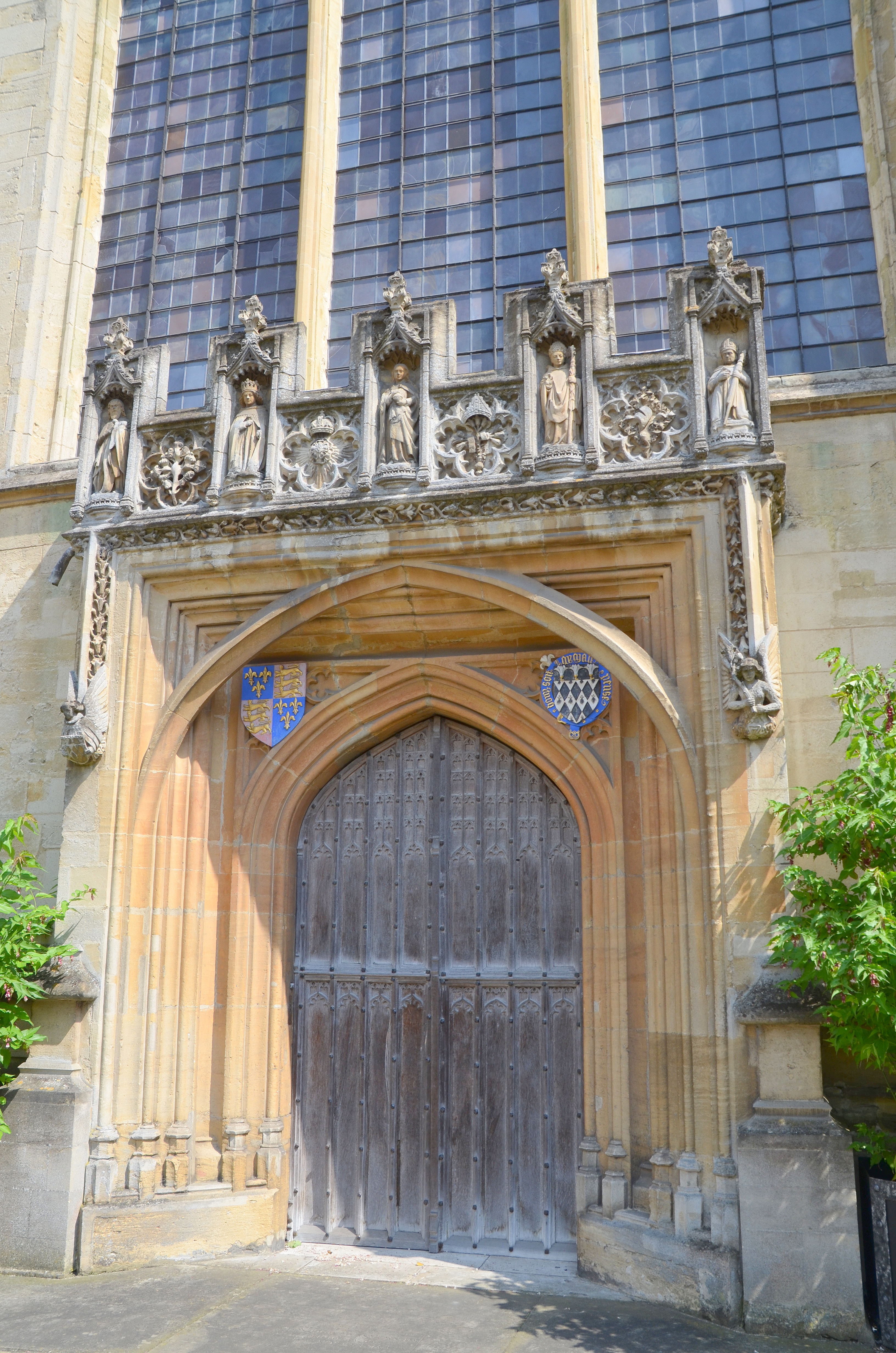 University Of Oxford: University Of Oxford ~ Magdalen College