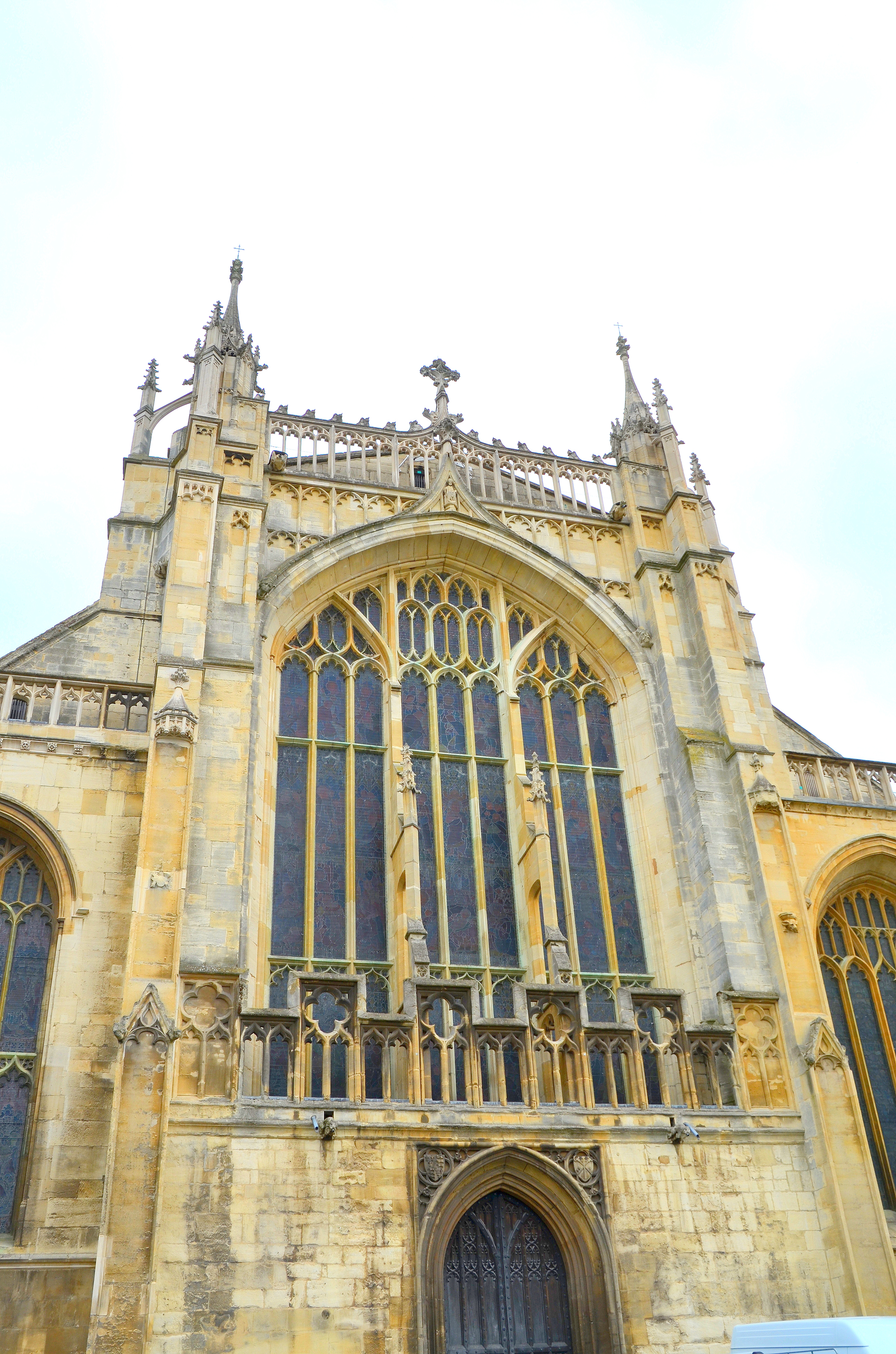 Gloucester Cathedral - the magic corner of Great Britain