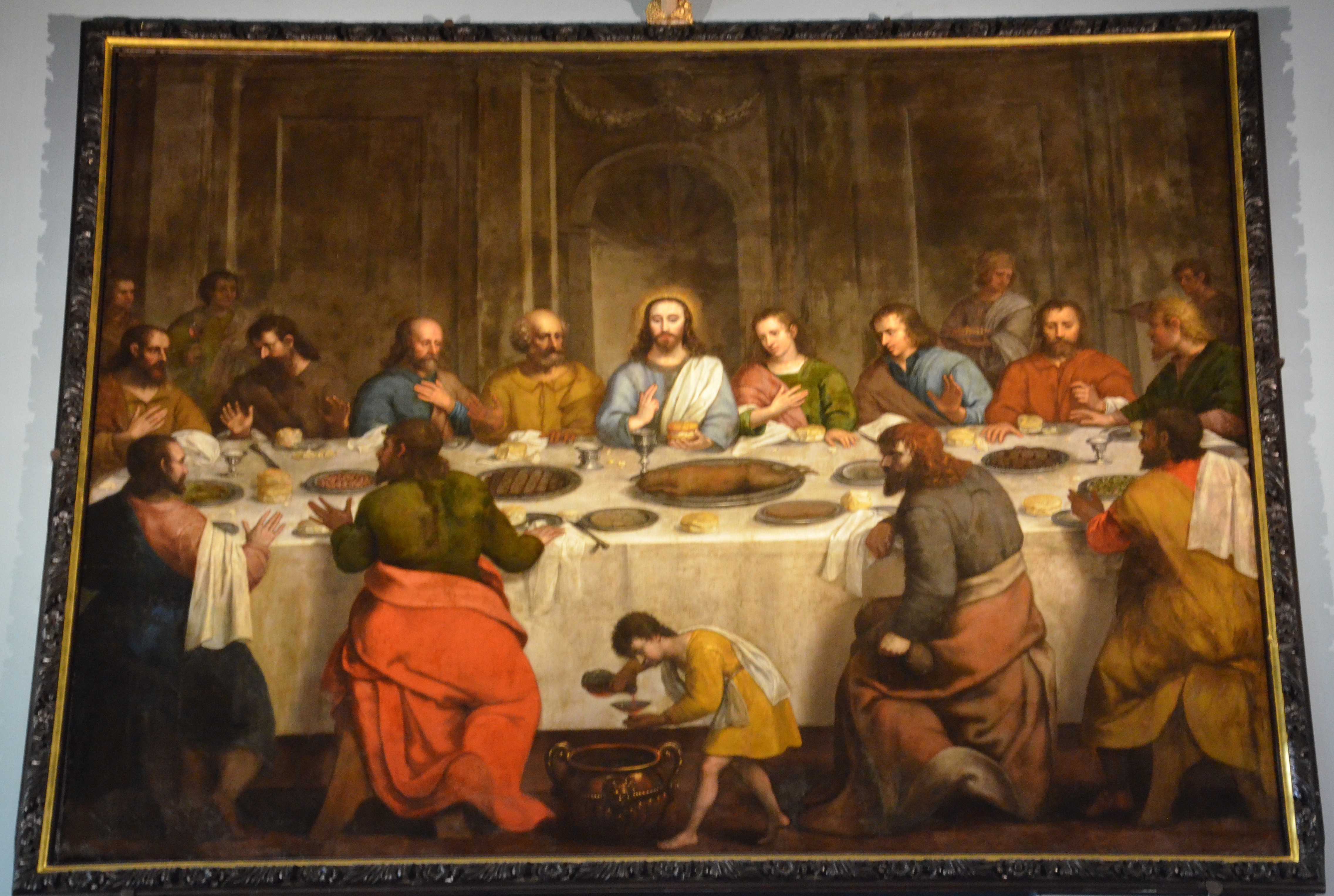 the last supper Leonardo da vinci's last supper is one of the most famous works of art in the world, but how much do you really know about it these 8 facts are sure to surprise you.