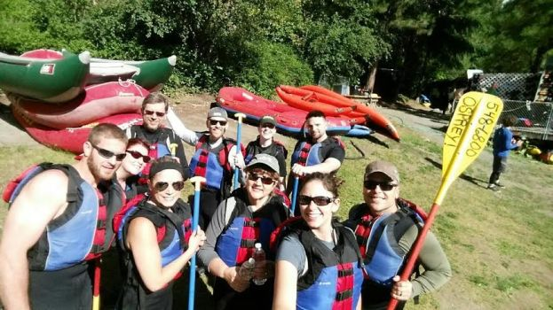 rafting leavenworth