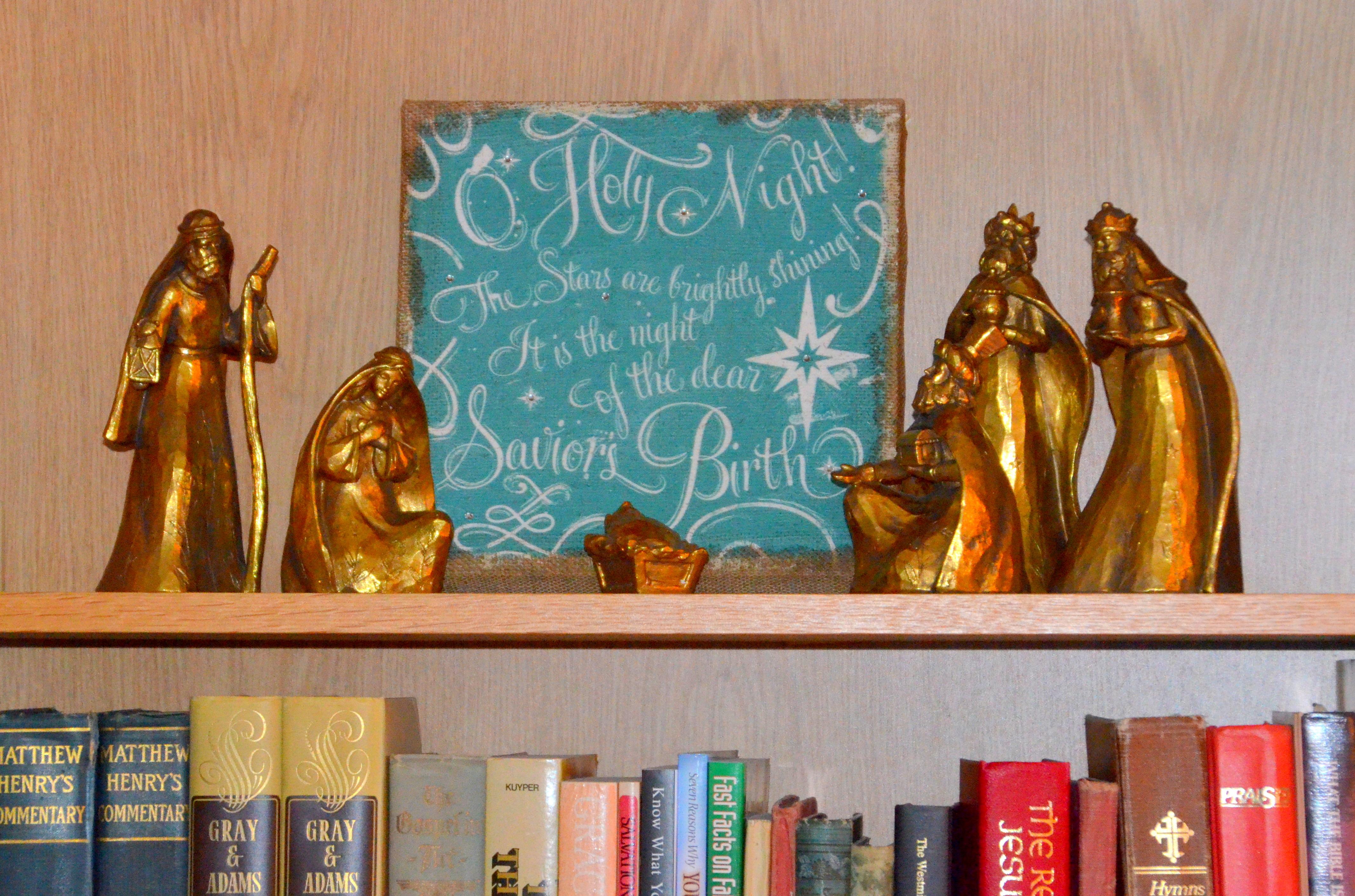 Christmas Ornaments | The Happy Wonderer ~ ellen b.