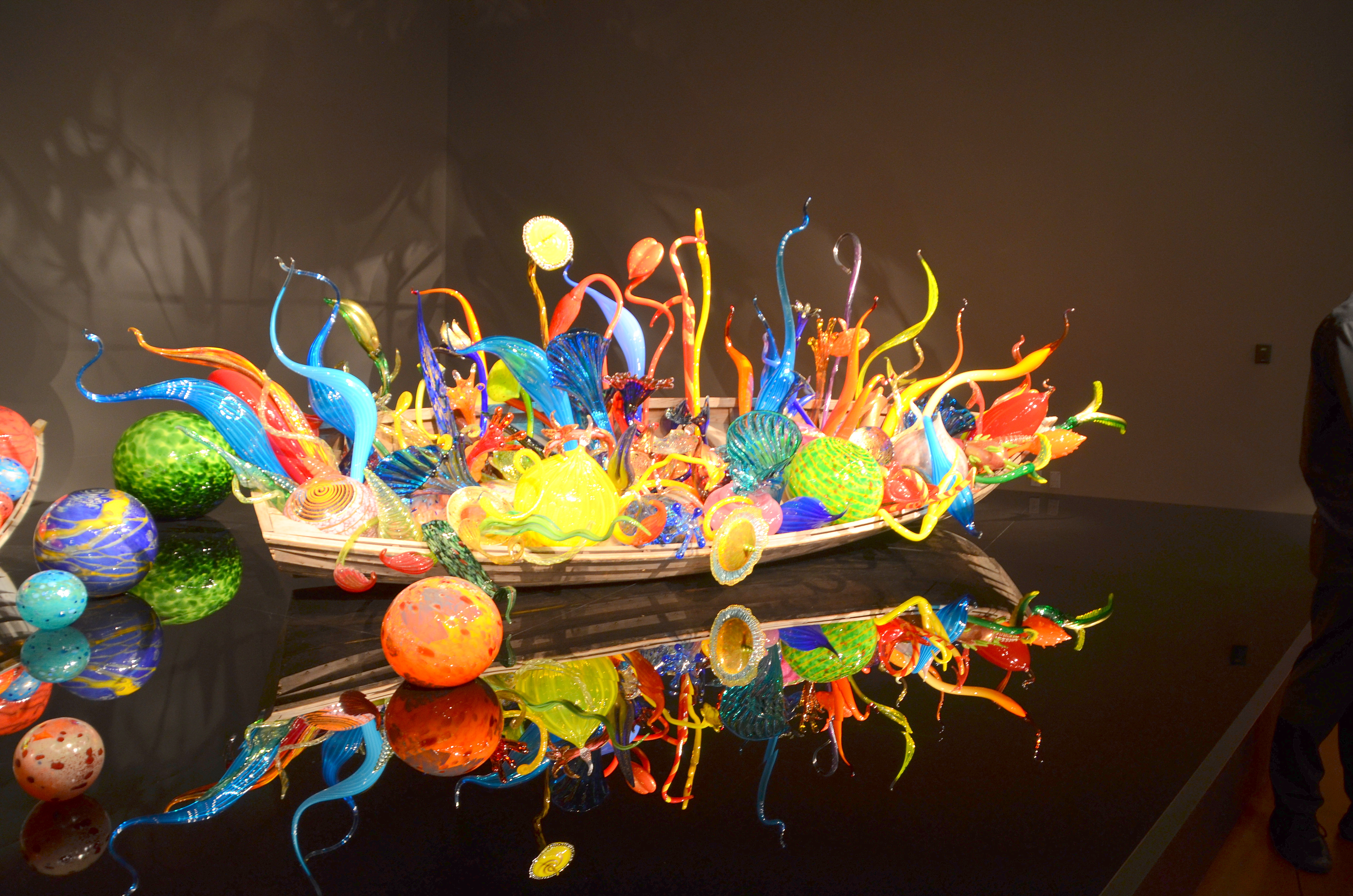 Chihuly Garden and Glass | The Happy Wonderer ~ ellen b.